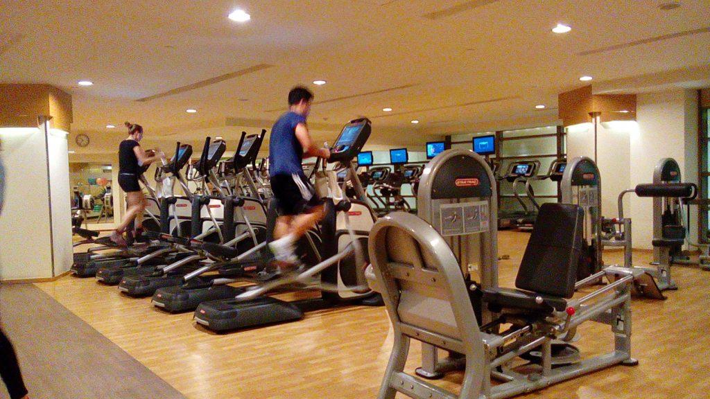 Instalar gimnasio en hotel
