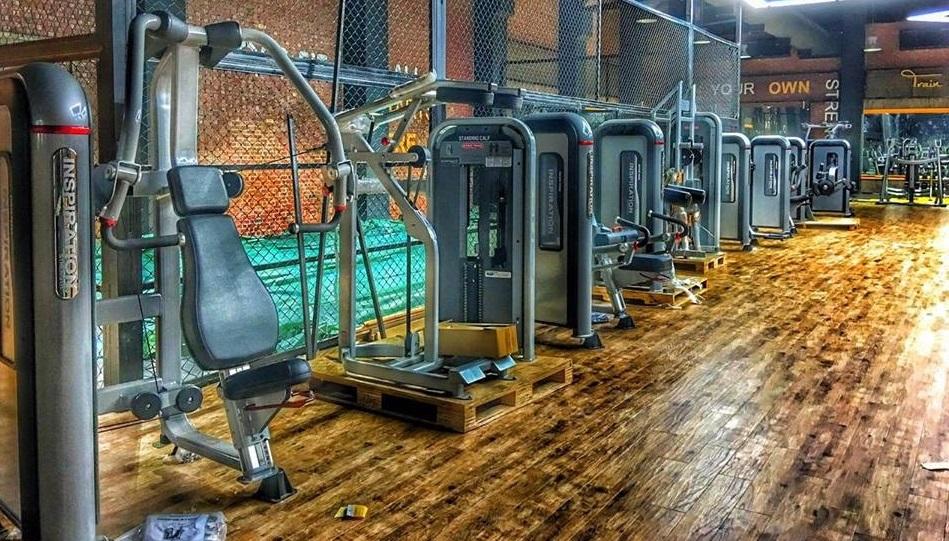 Beneficios del entrenamiento con maquinas